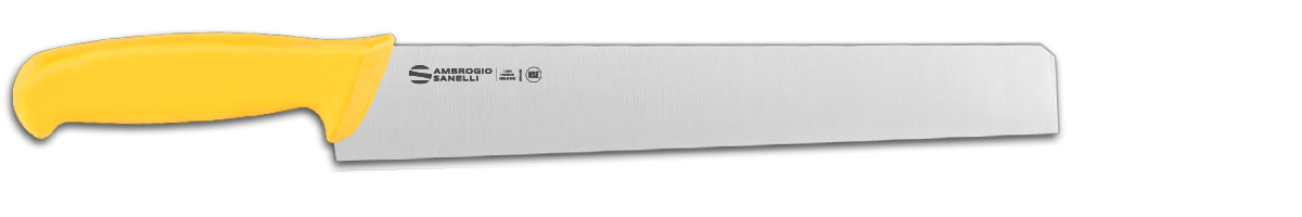 Coltello salato punta quadra