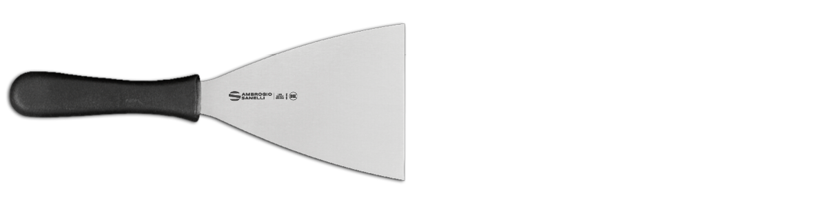 Spatola triangolare